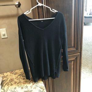 Lululemon sweater size 4 black